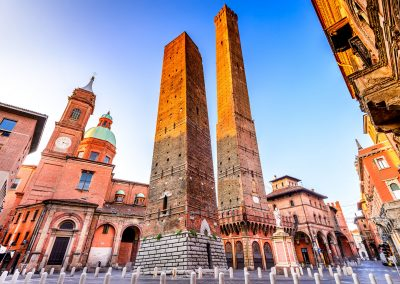 Emilia Romagna: in the land of food and wine